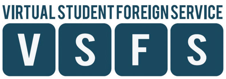 Virtual Student Foreign Service (VSFS) Logo